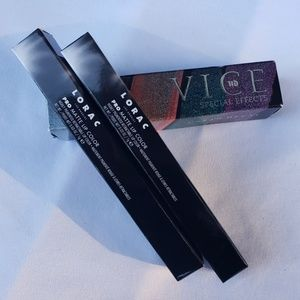 U.D  Special Effects Lip Color and (2) LORAC Pro